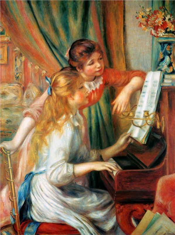 girls-at-the-piano