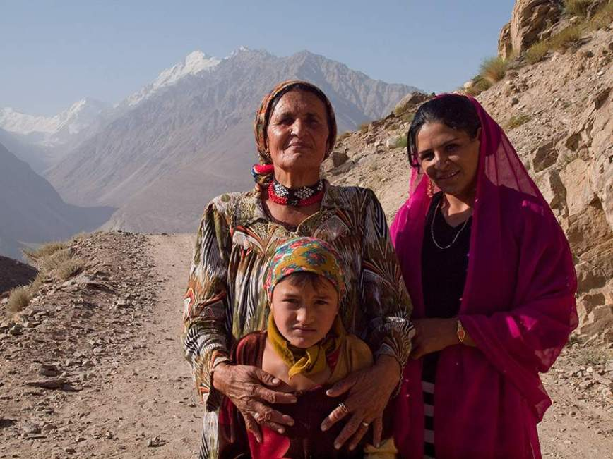 family-afghan